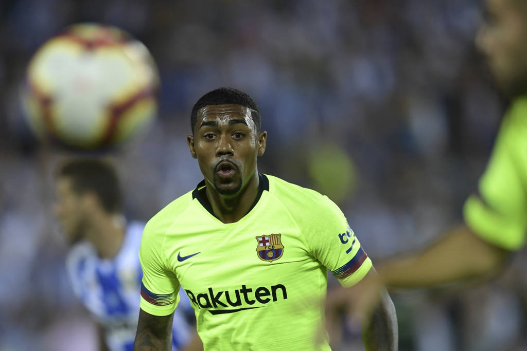 Malcom pediu para sair do Barcelona na próxima janela, diz jornal