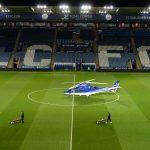 Helicóptero do dono do Leicester sofre acidente perto do King Power Stadium