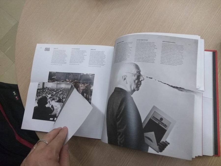 Ministro dos Direitos Humanos critica livros rasgados na UnB