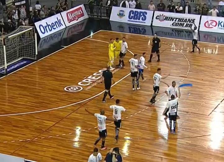 Corinthians conquista título inédito da Copa do Brasil de futsal