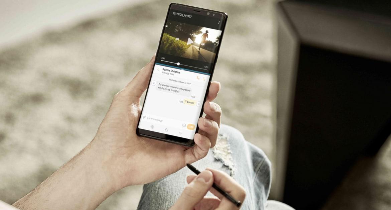 Saiba como ter o seu Galaxy Note8 por R$2099