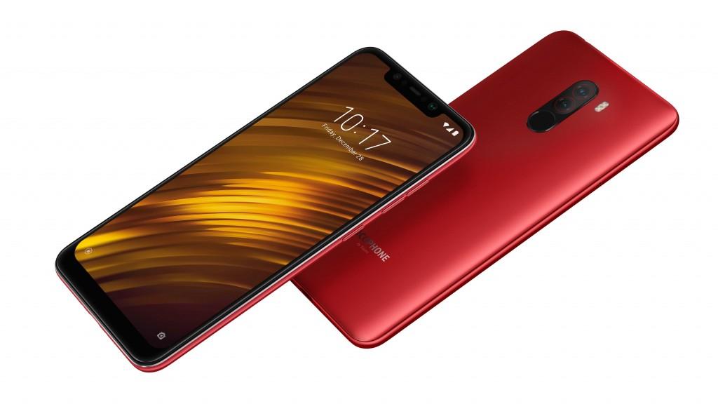 Agora ou nunca: Xiaomi Pocophone F1 por apenas R$ 1.240