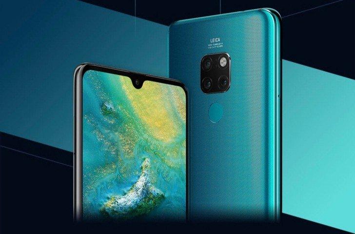 Huawei Mate 20 e Mate Pro chegam com super especificações