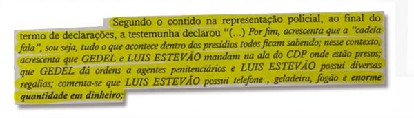 """Operação que levou Luiz Estevão para o """"Cascavel"""" é arquivada pela Justiça"""