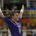 Ginástica brasileira consegue dobradinha em torneio na Suíça