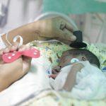 Explosão de fofura: bebês prematuros fazem ensaio fotográfico no HRC