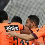 Furacão quer comemorar classificação e virar a chave para encarar o Flamengo