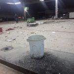 Vídeo: bandidos explodem cofre em posto de combustíveis no DF