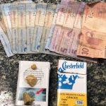 Dupla é detida após assaltar homem perto de shopping em Brasília