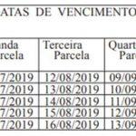 GDF divulga calendário de pagamento do IPTU de 2019