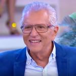 """Carlos Alberto de Nóbrega tenta, mas é obrigado a cancelar especial da """"Praça"""" fora do SBT"""