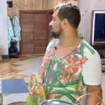 """A Fazenda: Evandro Santo solta o verbo e faz críticas ao programa Pânico da TV: """"eu não podia fazer isso"""""""