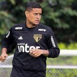 Everton treina normalmente e deve enfrentar o Corinthians