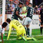 Melhores momentos de Palmeiras x Fluminense