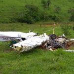 Família do DF que morreu em queda de avião é enterrada em MG