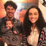 Débora Nascimento revela que deslocou o dedo de José Loreto durante o parto