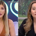 Lívia Andrade alfineta Sônia Abrão ao vivo após polêmica com Mara Maravilha