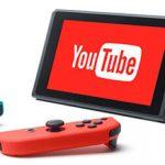 Aplicativo do YouTube deve chegar ao Nintendo Switch dia 8 de novembro