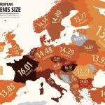 Novo estudo revela a média mundial de tamanho de pênis