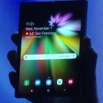 Samsung Galaxy F (dobrável) e S10 devem chegar ao mercado em março de 2019
