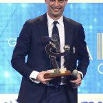 Veja fotos do prêmio Bola de Ouro da revista France Football