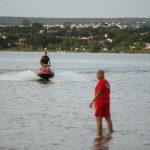 Homem de 42 anos desaparece após mergulho no Lago Paranoá
