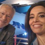 Colegas surpreendem e se despedem de Alexandre Garcia após saída da Globo