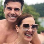 Cláudia Raia marca casamento com Jarbas Homem de Mello e conta detalhes de como será