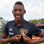 Novo reforço para 2019, Léo chega confiante ao Tricolor