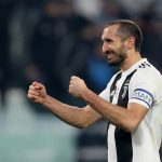 Chiellini destaca força coletiva da Juventus, mas pede evolução