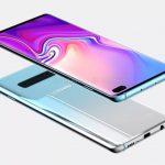 Série Galaxy S10 suportará carregamento ultra rápido