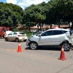 Após engavetamento entre seis veículos, EPNB é liberada