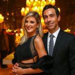 Com César Tralli, Ticiane Pinheiro se solta na dança em noite de Natal e RafaellaJustus tem surpresa