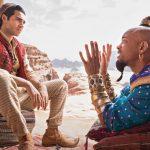 Veja a primeira imagem de Will Smith como o gênio da lâmpada de Aladdin