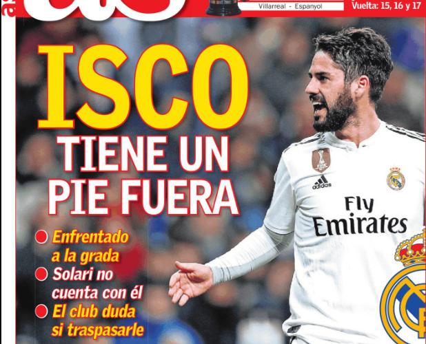 c2f274e9ca Mercado da bola é destaque na mídia internacional  veja capas ...