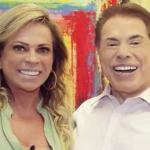 Christina Rocha tem encontro com Silvio Santos no SBT
