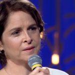 Na Globo, Drica Moares revê seu primeiro namorado no Encontro Com Fátima Bernardes