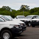 Ministério da Saúde entrega mil veículos para combate à dengue em todo o País