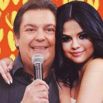 Filho de Faustão revela que 'namoro' entre o apresentador e Selena Gomez chegou ao fim
