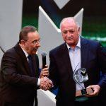 Troféu Mesa Redonda: Felipão é eleito o melhor treinador do Campeonato Brasileiro
