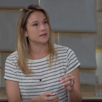 Globo define substituta de Fernanda Gentil no Esporte Espetacular