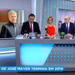 Apresentadores da Record discutem caso envolvendo José Mayer e decretam que Globo deve dar mais uma chance ao ator