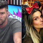 Após rumores de traição, Marcelo Zangrandi desabafa sobre término com Flávia Viana e revela o motivo