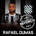 Figueirense anuncia a contratação do zagueiro Rafael Dumas