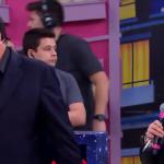 Ratinho ameaça tirar apresentadora do ar, pede volta de Mara Maravilha e plateia não gosta