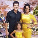 Rodrigo Faro organiza festa de luxo antecipada para a filha; confira fotos