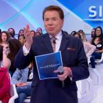 Silvio Santos paga cirurgia para participante deixar de ser vesga e ela mostra como ficou
