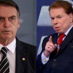"""Público fica revoltado com apoio de Silvio Santos ao presidente e ataca emissora: """"Sistema Bolsonaro de Televisão"""""""