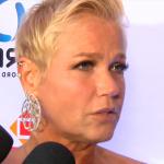 Xuxa não engole presença de Eduardo Costa em especial da Record e abandona palco do programa