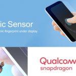 Qualcomm anuncia o primeiro sensor ultrassônico de impressão digital 3D